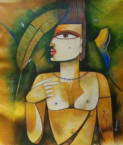 Prakash G Nayak, 'Untitled ', 2017