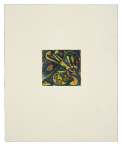 Elizabeth Murray, 'Falling Leaf', 1995