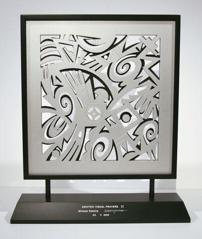 Michael Lomawywesa Kabotie, 'Awatovi Visual Prayers II', 2009