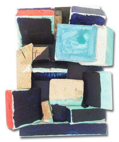 Cordy Ryman, 'The Deep Blue!', 2016