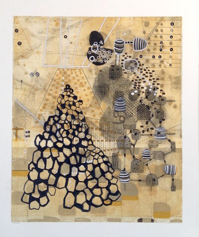 Sarah Amos, 'Old Beliefs', 2012