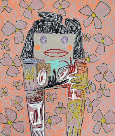 Adam Handler, 'Rio Girl', 2018