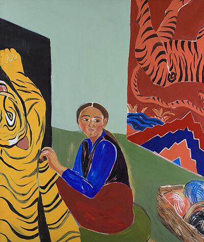 Carole Eisner, 'Carpets', 1996