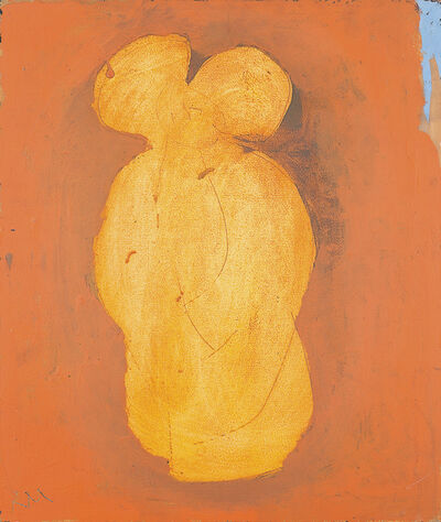 Robert Motherwell, 'Solitary Figure', 1958