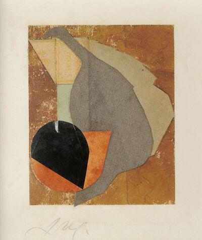 Hans Arp, 'Avant ma naissance', 1914