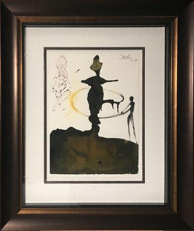 Salvador Dalí, 'The Dance Of Herodias Daughter', 1967