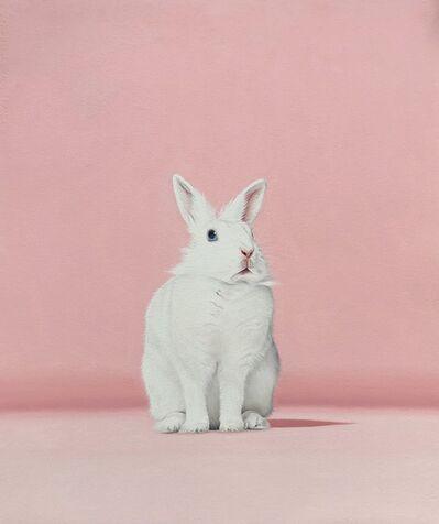 Paula Urzica, 'White Rabbit Pink', 2018