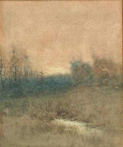 Alexander Helwig Wyant, 'Untitled (The Stream)', 1888