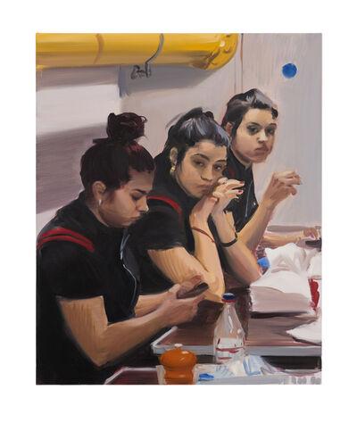 Caroline Walker, 'Three Maids', 2018