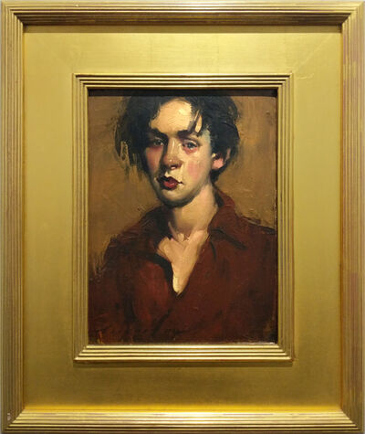 Malcolm T. Liepke, 'Young Man', 2004