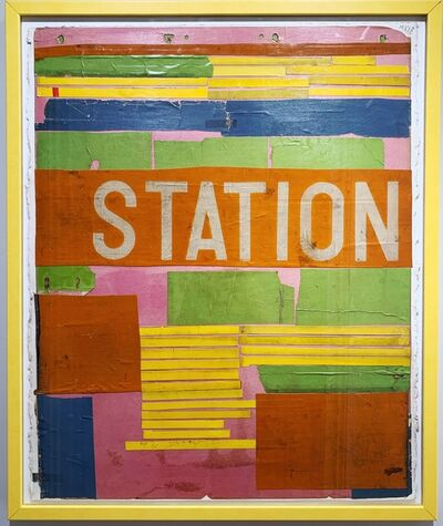 Marcus Kenney, 'Station', 2018