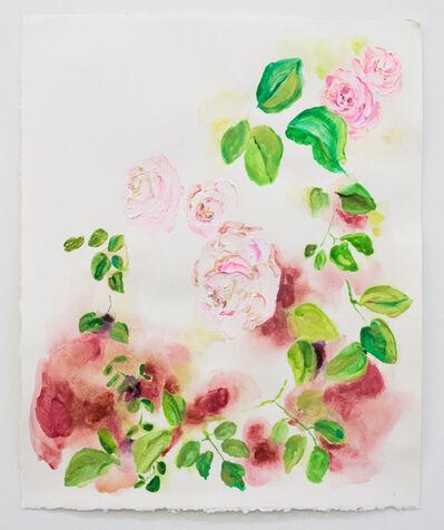 Elisa Johns, 'Wild Roses', 2018