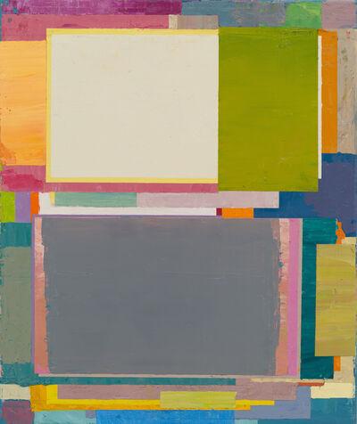 Benjamin Appel, 'Den Tisch in die Ecke stellen 15 将桌子置于角落 15', 2015
