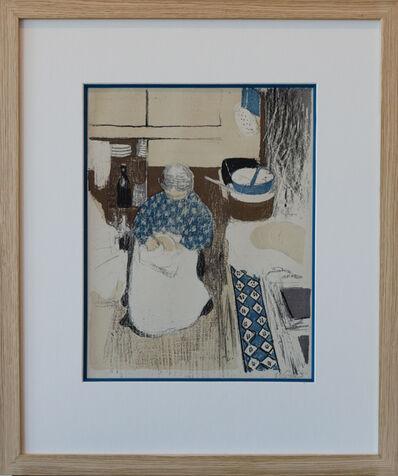 Édouard Vuillard, 'La cuisinière', 1899