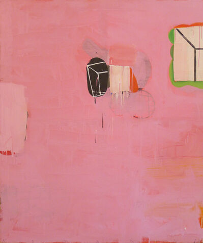 Gary Komarin, 'Big Pink, Archimedes'