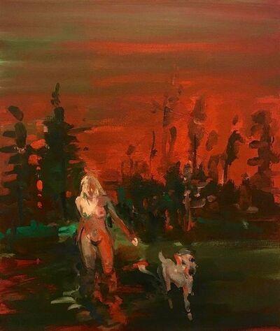 Deborah Brown, 'Red Sky', 2019