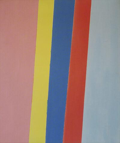 Jack Bush, 'Centre 3', 1968