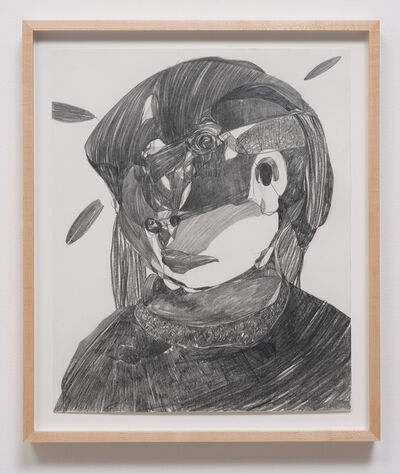 Nicola Tyson, 'Untitled (M.S) #3', 2013