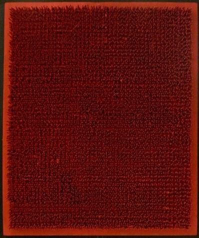 Bernard Aubertin, 'Clous N. 1201', 1968