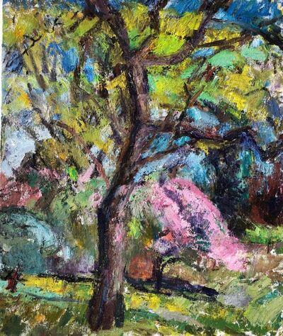 Gael Mooney, 'Cherry Blossoms', 2020