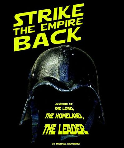 Michael Rakowitz, 'Strike the Empire Back Comic Book', 2009