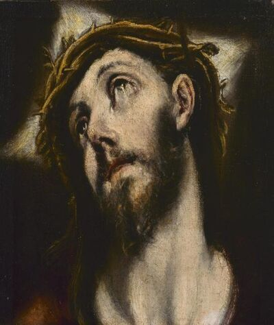 El Greco, 'Christ Bearing the Cross', about 1610