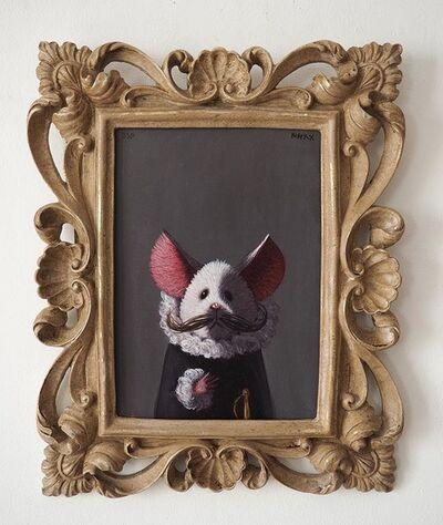 Daniel Sueiras Fanjul, 'El ratón de la mano en el pecho', 2020