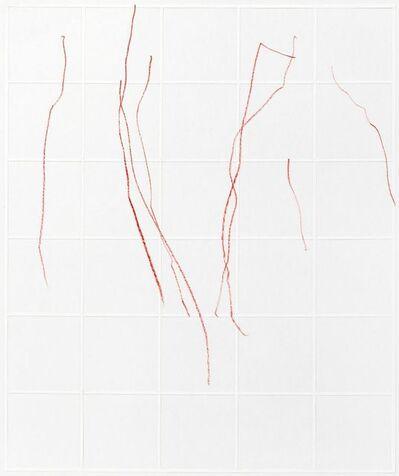Katharina Hinsberg, 'Gitter / Linien', 2009