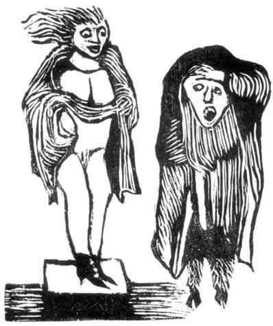 Ana Maria Pacheco, 'Gargantua and Pantagruel VIII', 2004