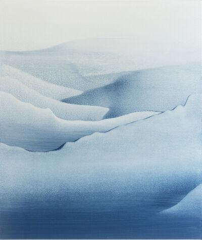 Eva Ullrich, 'Snow blanket', 2019