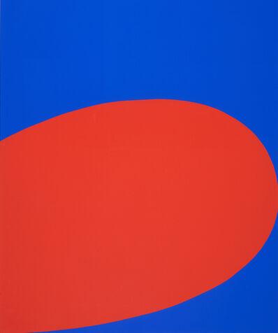 Ellsworth Kelly, 'Red/Blue, from Ten Works by Ten Painters', 1964