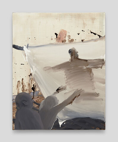 Tala Madani, 'Dirty Apparition', 2019