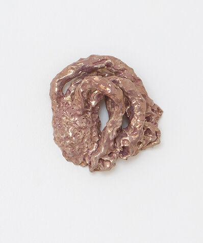 Heinz Breloh, 'o.T. (sprechen, aus der Serie Bildhauertypen)', 1994