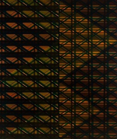 Bijan Daneshmand, 'Green Yellow Peaks', 2013