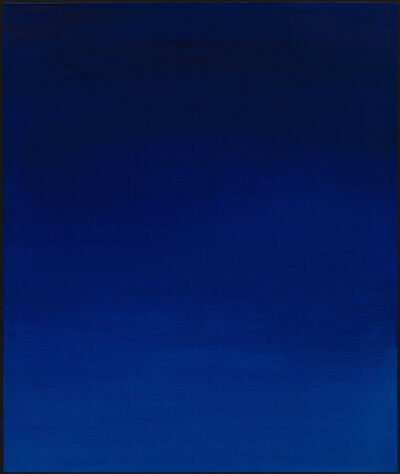 Wong Lip Chin, 'Something in the water (Yves Klein Shades of Blue) ', 2014