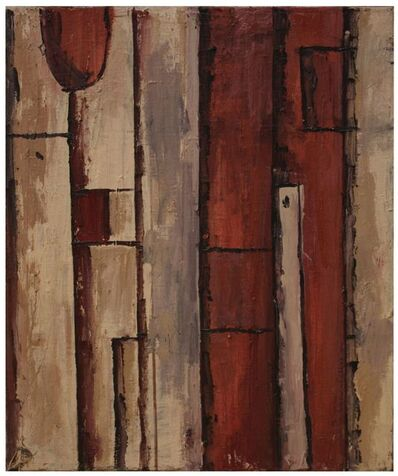 Anke Blaue, 'Composition ', 1995