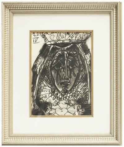 Pablo Picasso, 'La Dolorosa', 1962