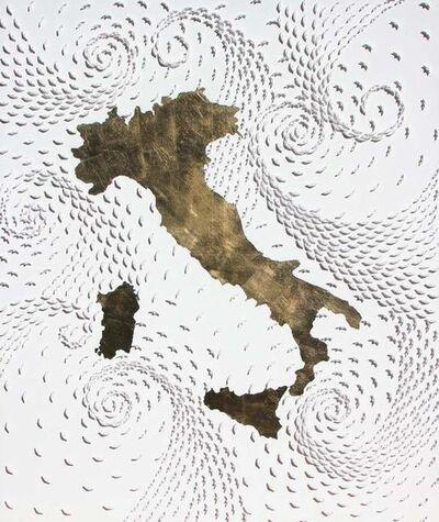 Riccardo Gusmaroli, 'Italia oro', 2009