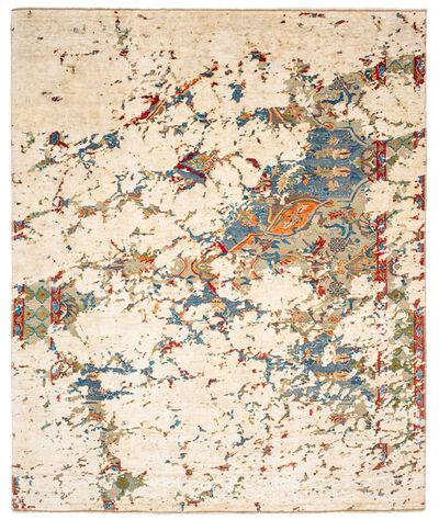 Jan Kath, 'Stanford Aerial rug', 2020