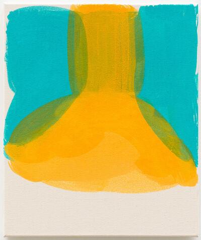 Tamina Amadyar, 'yellow room', 2017