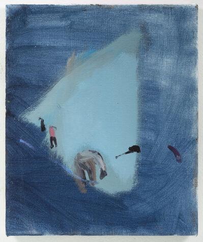 Izzy Barber, 'Blue Triangle ', 2019