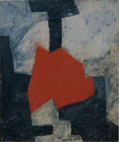 Serge Poliakoff, ' Composition abstraite', 1965 (1958)