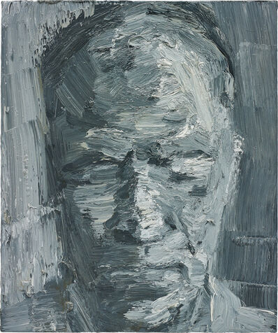 Yan Pei-Ming, 'Oncle aveugle', 2000