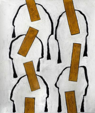 Dominique Labauvie, 'Thinking Heads', 2016