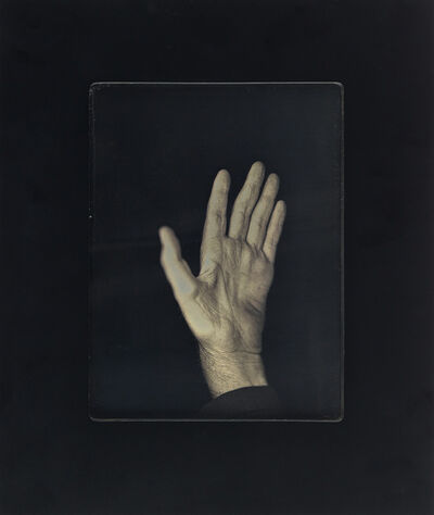 Chuck Close, 'Hand II', 2000
