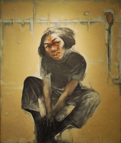 Su Xinping 苏新平, 'Untitled (Sitting Woman)', 1999
