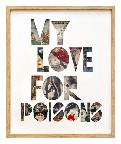 Hyland Mather, 'My Love For Poisons', 2019