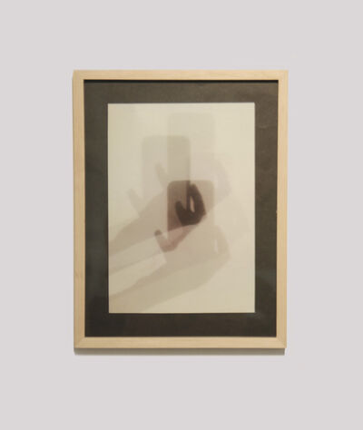 Nina Kovensky, 'Sombra selfi / Selfie shadow', 2018
