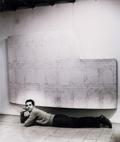 Plinio De Martiis, 'Pino Pascali, solo show', 1965