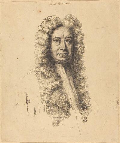 Jonathan Richardson, Sr., 'John, Lord Somers'